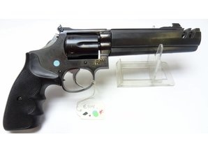 Smith & Wesson Smith & Wesson in 357 magnum met K frame en Rech loop met Compensator ihet wapen is in nieuw staat.