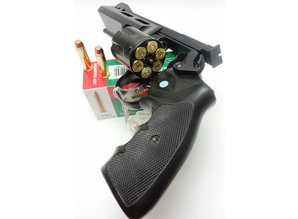 Smith & Wesson Revolver Smith & Wesson Artrade Windmaster Compettion gun .