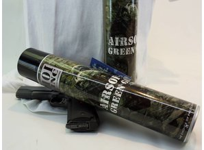 750 ML green Gas voor Air soft