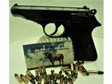 MANURHIN Manurhin  Walther PPK