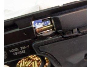 Smith & Wesson Smith & Wesson Pistool Kaliber 22 LR Model 22A-1,Klein  Kaliber Pistool.