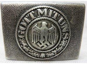 Duits WOII Riem Gesp nr1