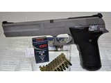 Smith & Wesson Pistool Smith & Wesson 22 LR