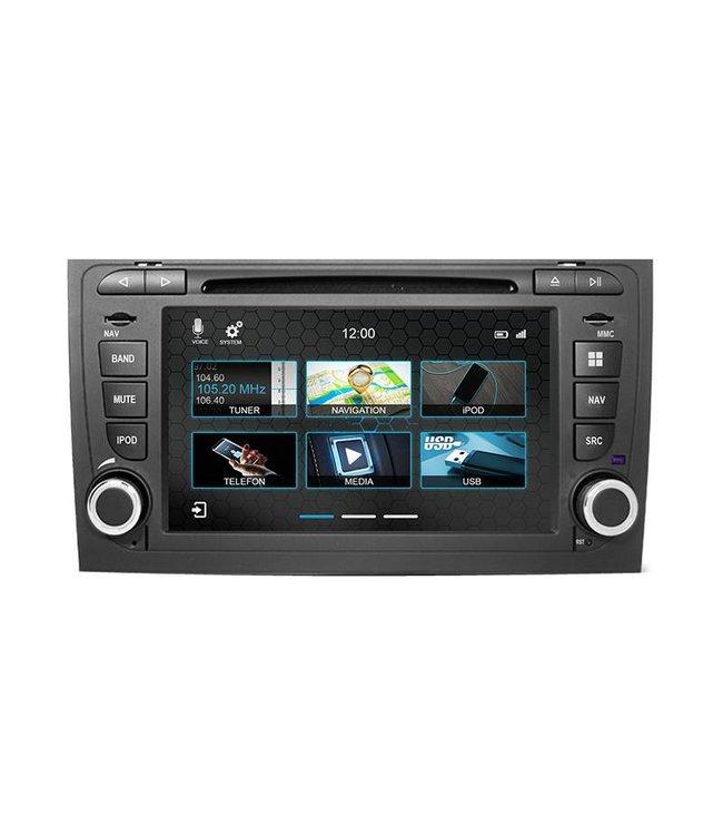 Dynavin N7-A4: Navigationsgerät für Audi A4 und Seat Exeo