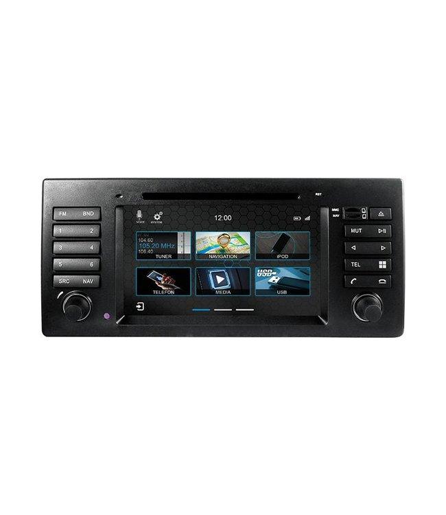 Dynavin N7-E39: Navigationsgerät für 5er BMW