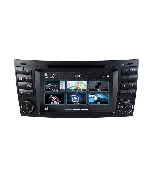 Dynavin N7-MBE: Navigationsgerät für Mercedes E-Klasse und CLS