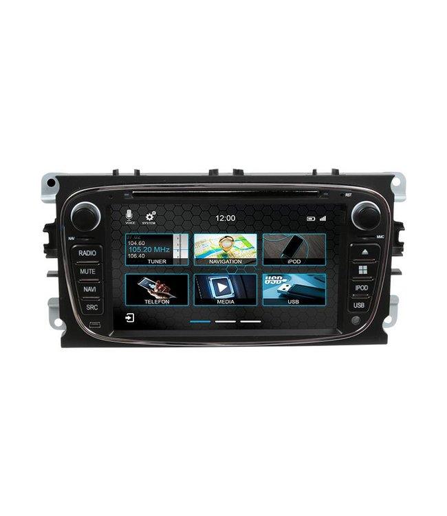 Dynavin N7-FOb: Navigationsgerät für Ford Mondeo, Galaxy, Focus, S-Max