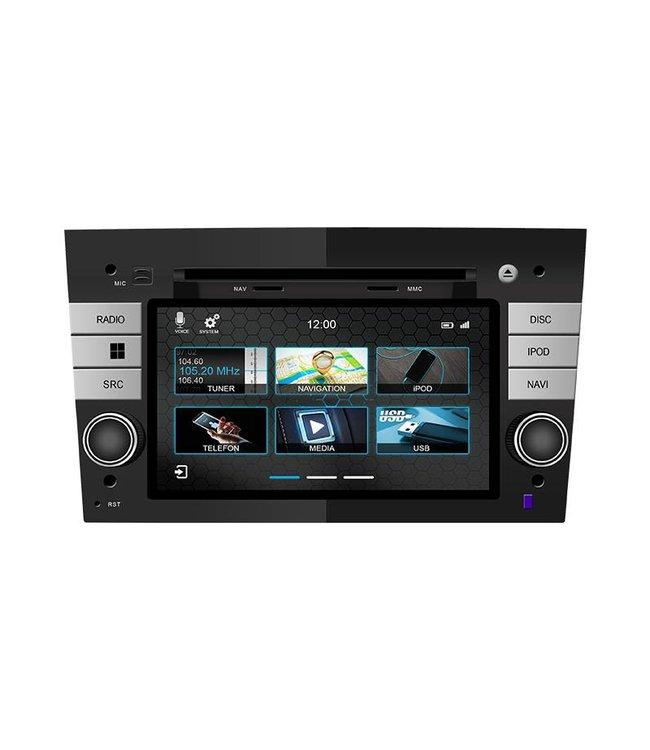 Dynavin N7-Opb: Navigationsgerät für Opel Antara, Zafira, Astra, Corsa