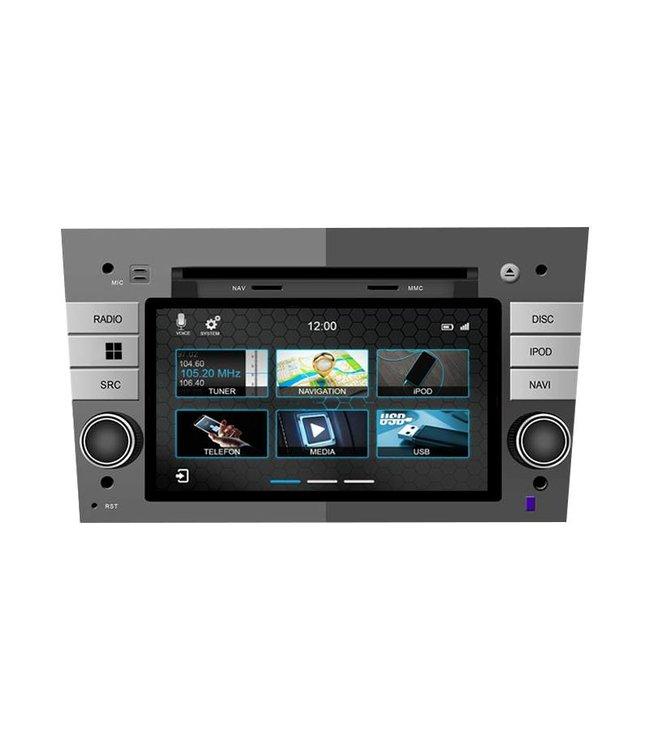 Dynavin N7-OPs: Navigationsgerät für Opel Antara, Zafira, Astra, Corsa