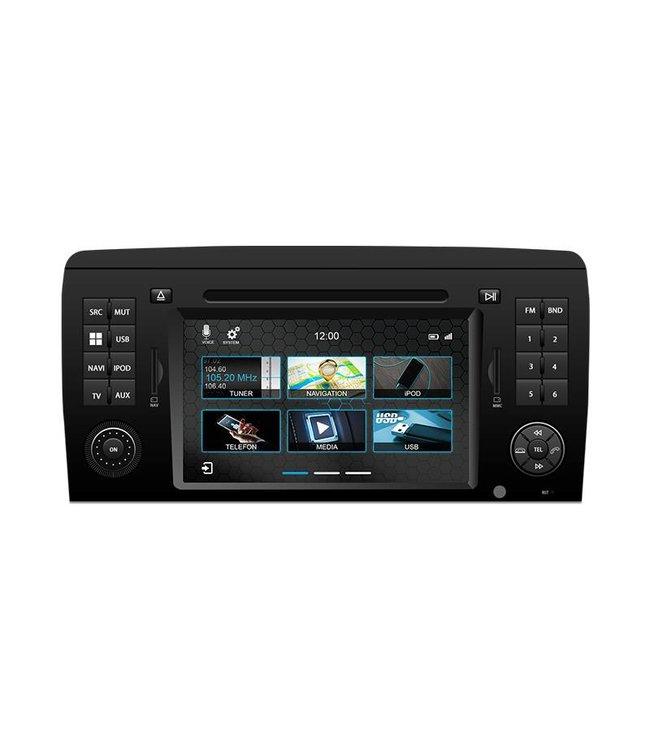 Dynavin N7-MBR: Navigationsgerät für Mercedes R-Klasse