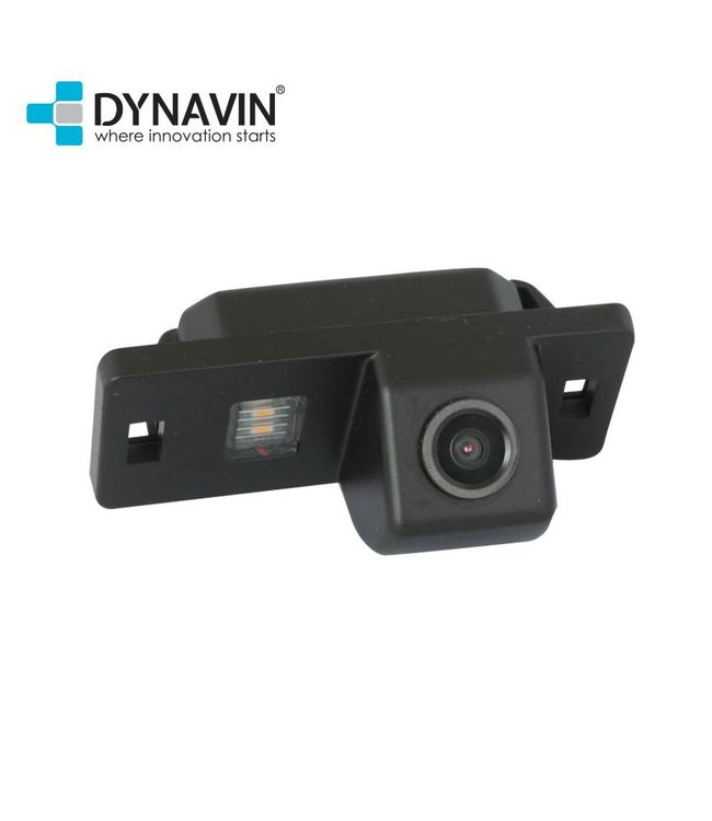 Dynavin Kennzeichenleuchte Kamera für Audi TT