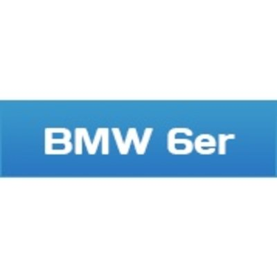 BMW 6er Serie