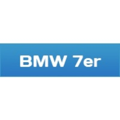 BMW 7er Serie