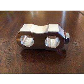 Der Bypass ist geeignet als Redundanz bei undichten Ölkühler oder Schläuchen. Klein im Werkzeugfach.  Oder direkt verbauen ohne den Filterdeckel und das Steigrohr tauschen zu müssen. Wer schon immer wissen wolllte ob der Ölkühler notwendig ist, hat hiermi