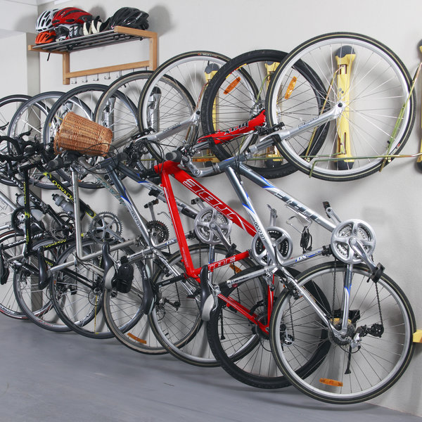 Steady Rack Racefiets of ATB Fiets ophangbeugel 3 Stuks