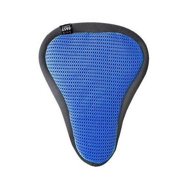 Fast Fabrics Zadelovertrek tegen Zadelpijn Sport Blauw