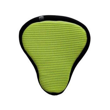 Fast Fabrics Zadelovertrek tegen Zadelpijn Universeel Lime