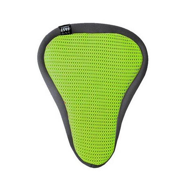 Fast Fabrics Zadelovertrek tegen Zadelpijn Sport Lime