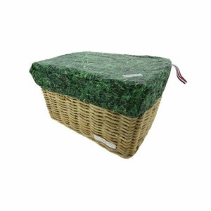 Hooodie Fietskrat Fietsmand Hoes Large Grass