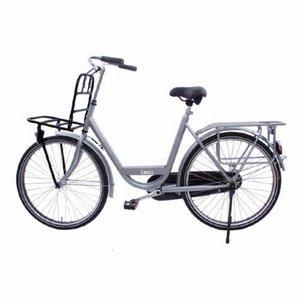 Steco Voordrager Transport Original Matzwart
