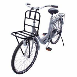 Steco Voordrager Transport Original Zwart