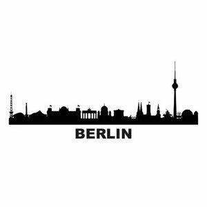 Beck Dubbele Fietstas Classic Berlijn