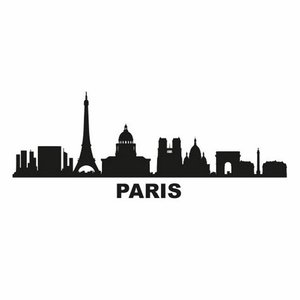 Beck Dubbele Fietstas Classic Parijs