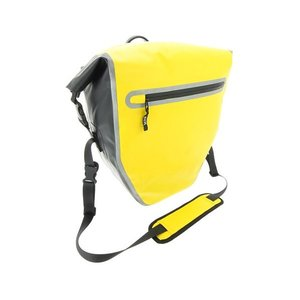 Beck Dr.Y Sportieve Enkele Fietstas Large 2.0 geel