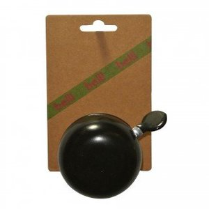 Belll Fietsbel Ding Dong 60 mm zwart