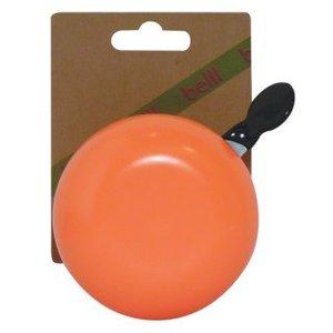 Belll Fietsbel Ding Dong 80 mm fluo oranje