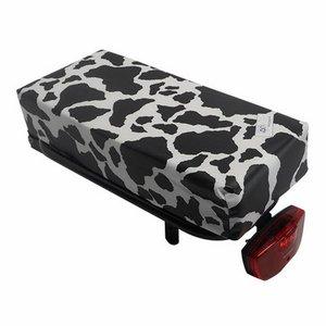 Hooodie Bagagedragerkussen BIG Cushie Cow