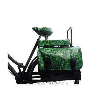Hooodie Bagagedragerkussen BIG Cushie Grass