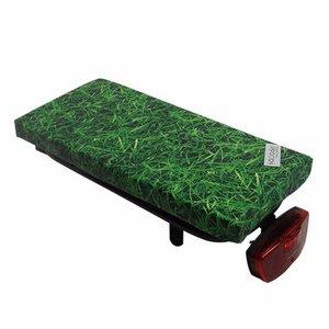 Hooodie Bagagedragerkussen Cushie Grass