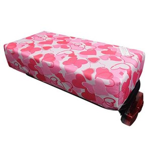 Hooodie Bagagedragerkussen BIG Cushie Love 10