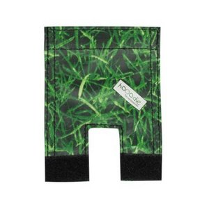 Wicked Rieten Fietsmand L Grass grijs