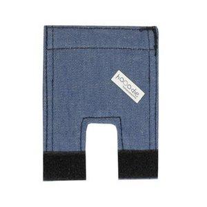 Wicked Rieten Fietsmand L Jeans grijs