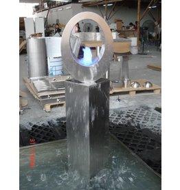 Eliassen Water feature stainless steel Arto