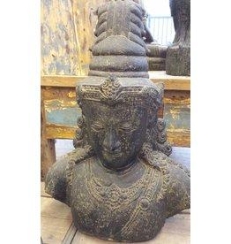 Eliassen Shiva bust 68cm