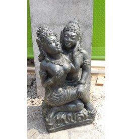 Eliassen Rama en Sita beeld