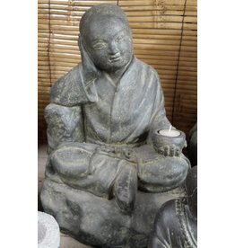 Eliassen Shaolin monk sitting