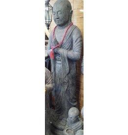 Eliassen Boedhistische  monnik staand in 2 maten