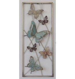 Eliassen Wall decoration butterflies 1