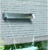 Ubbink Waterornament Ubbink waterval Nevada RVS 3 maten met of zonder led