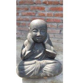 Eliassen Child Monk BUDDHIST