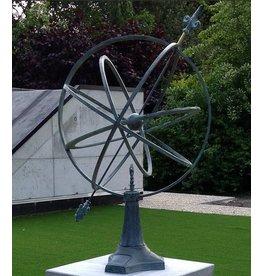 Eliassen Sundial bronze large
