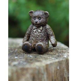 Eliassen Bronze little teddy bear