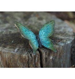 Eliassen Bronze green butterfly