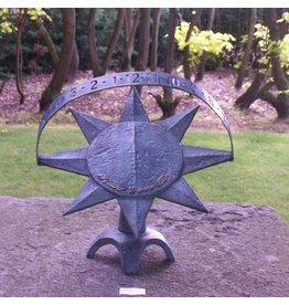 Eliassen Zonnewijzer brons modern