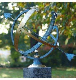 Eliassen open bronze sundial