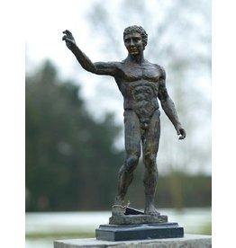 Eliassen Bronze naked man